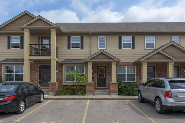 3320 Meadowgate Boulevard #58, London, ON N6M 0A7 (MLS #40028452) :: Forest Hill Real Estate Collingwood