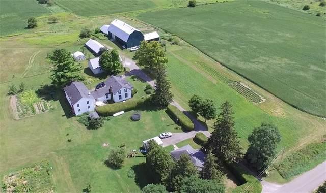 7341 Richardson's Road, Port Hope, ON L1A 3V5 (MLS #40029367) :: Sutton Group Envelope Real Estate Brokerage Inc.