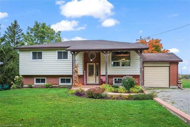 9334 Sideroad 09 Sideroad, Erin, ON L7J 2L8 (MLS #40029382) :: Sutton Group Envelope Real Estate Brokerage Inc.