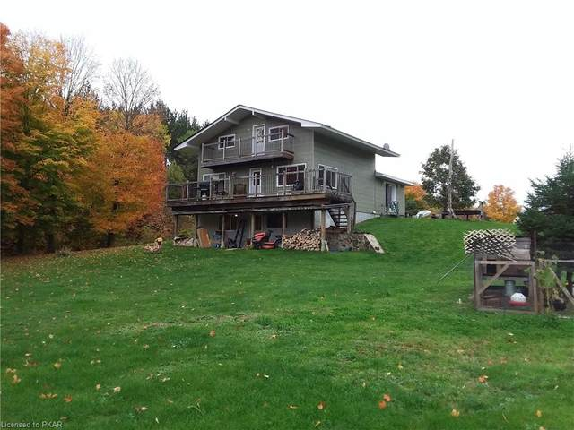 1075 Bronson Road, Bancroft, ON K0L 1C0 (MLS #40029745) :: Sutton Group Envelope Real Estate Brokerage Inc.