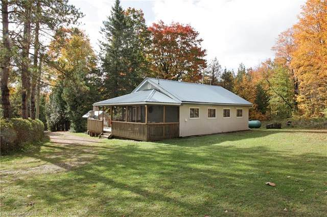 467063 12TH B Concession, Flesherton, ON N0C 1C0 (MLS #40029766) :: Forest Hill Real Estate Collingwood