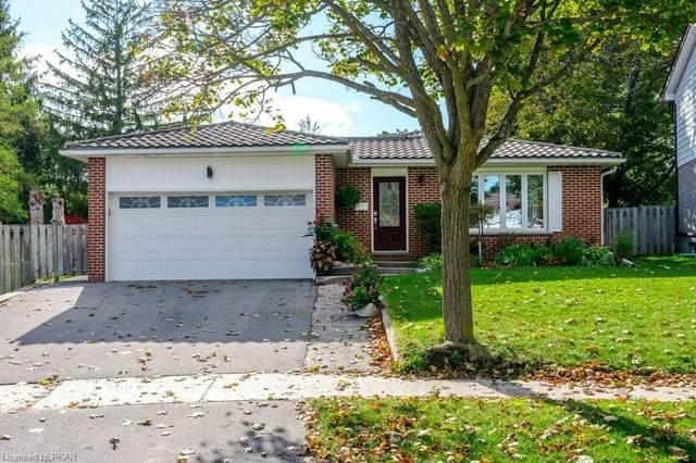 875 Wedgewood Court, Peterborough, ON K9J 7T8 (MLS #40030373) :: Sutton Group Envelope Real Estate Brokerage Inc.