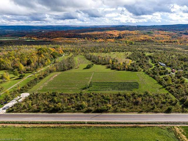 067086 4 Sideroad, Meaford, ON N4L 1W7 (MLS #40031420) :: Forest Hill Real Estate Collingwood