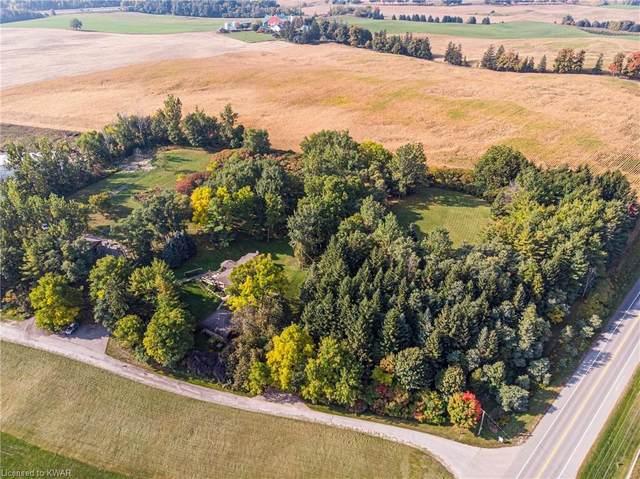 2073 Snyder's Road, Petersburg, ON N0B 2H0 (MLS #40032458) :: Sutton Group Envelope Real Estate Brokerage Inc.