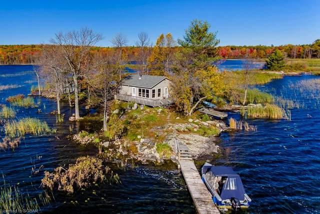 0 1110 Island, Georgian Bay, ON P2A 0A5 (MLS #40032742) :: Sutton Group Envelope Real Estate Brokerage Inc.