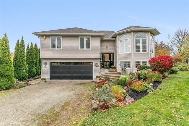 317633 3RD Line, Meaford, ON N4L 1W7 (MLS #40033031) :: Forest Hill Real Estate Collingwood