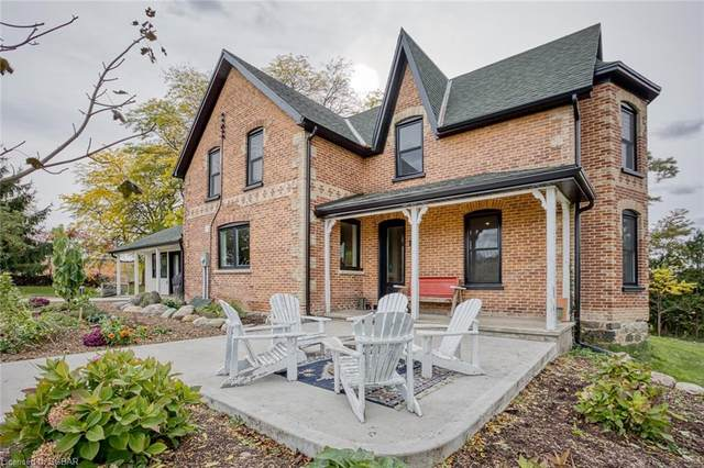 627174 119 GREY Road, Clarksburg, ON N0H 1J0 (MLS #40033642) :: Forest Hill Real Estate Collingwood