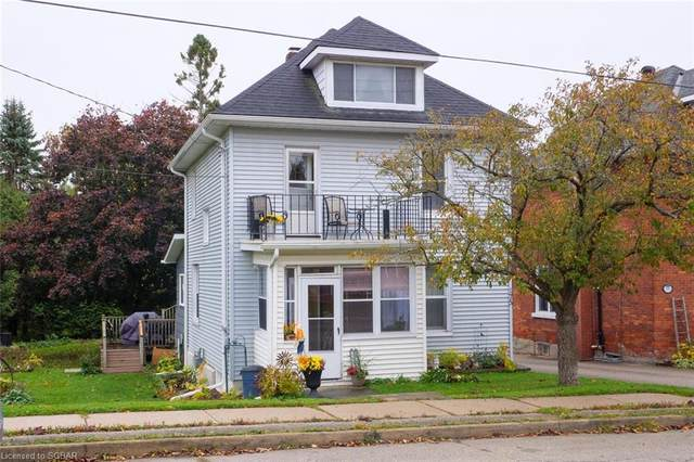 175 Boucher Street E, Meaford, ON N4L 1B7 (MLS #40033965) :: Forest Hill Real Estate Collingwood