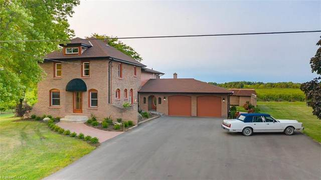 1967 Glass Avenue, St. Catharines, ON L2R 6P9 (MLS #40034294) :: Sutton Group Envelope Real Estate Brokerage Inc.