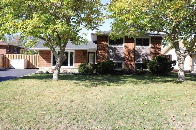 41 Emily Street, Grimsby, ON L3M 4A1 (MLS #40034638) :: Sutton Group Envelope Real Estate Brokerage Inc.