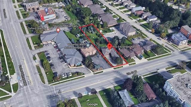 410 Erb Street W, Waterloo, ON N2L 1W8 (MLS #40034750) :: Forest Hill Real Estate Collingwood
