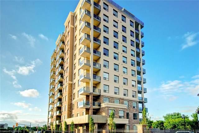 223 Erb St Street W #207, Waterloo, ON N2L 0B3 (MLS #40034824) :: Forest Hill Real Estate Collingwood