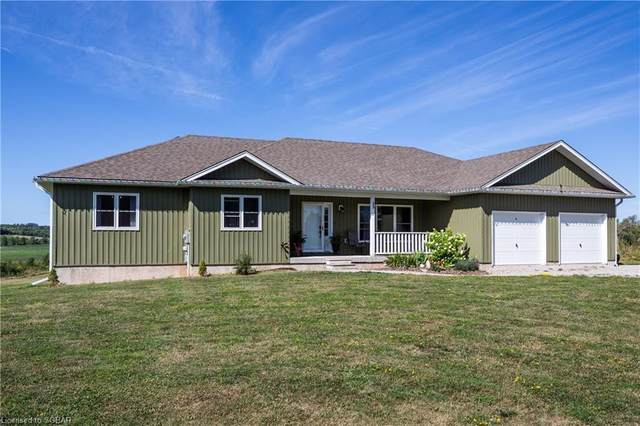 317220 3RD Line, Meaford, ON N4L 1W5 (MLS #40034940) :: Forest Hill Real Estate Collingwood