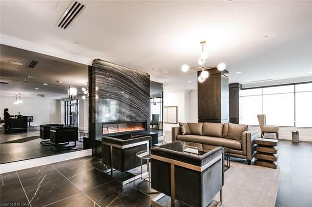 155 Caroline Street #1101, Waterloo, ON N2L 0J8 (MLS #40035132) :: Forest Hill Real Estate Collingwood