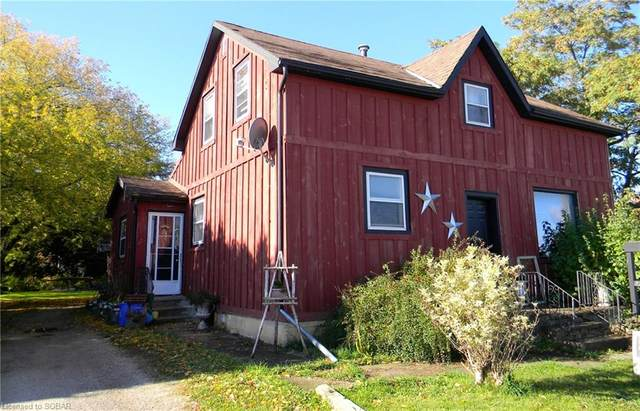 137 King Street E, Thornbury, ON N0H 2P0 (MLS #40035455) :: Forest Hill Real Estate Collingwood