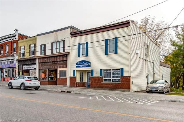42 Main Street, Penetanguishene, ON L9M 1T2 (MLS #40035880) :: Sutton Group Envelope Real Estate Brokerage Inc.