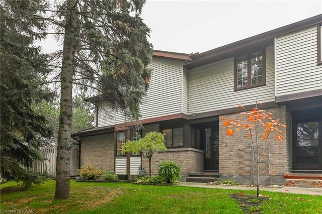 475 Beechwood Drive #2, Waterloo, ON N2T 1Y8 (MLS #40036152) :: Forest Hill Real Estate Collingwood