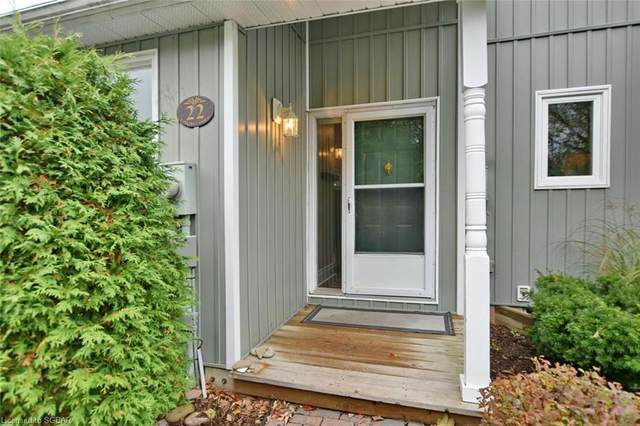 56 Alice Street W Street #22, Thornbury, ON N0H 2P0 (MLS #40036212) :: Forest Hill Real Estate Collingwood