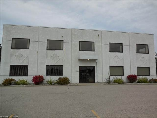 110 Samnah Crescent, Ingersoll, ON N5C 3J7 (MLS #40036284) :: Sutton Group Envelope Real Estate Brokerage Inc.