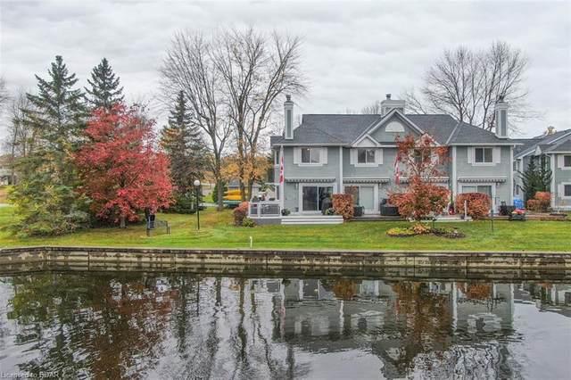 2 Laguna Parkway #10, Ramara, ON L0K 1B0 (MLS #40036360) :: Sutton Group Envelope Real Estate Brokerage Inc.