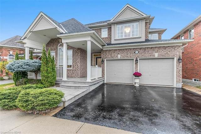 1655 Norris Circle, Milton, ON L9T 6A3 (MLS #40036498) :: Forest Hill Real Estate Collingwood