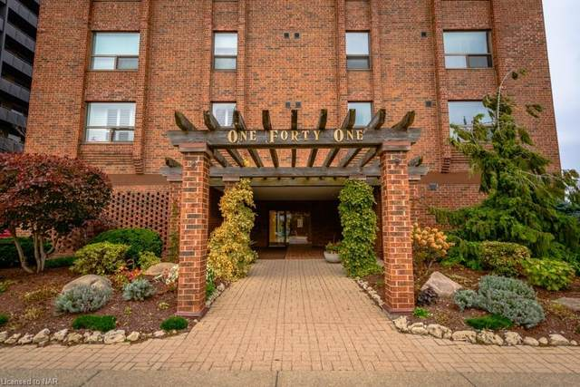 141 Church Street #202, St. Catharines, ON L2R 7L7 (MLS #40036529) :: Forest Hill Real Estate Collingwood