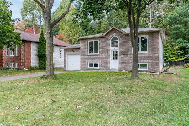 57 Timberland Crescent, Wasaga Beach, ON L9Z 1G8 (MLS #40036736) :: Forest Hill Real Estate Collingwood