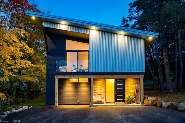 236 Sleepy Hollow Road, The Blue Mountains, ON L9Y 0S4 (MLS #40036856) :: Forest Hill Real Estate Collingwood
