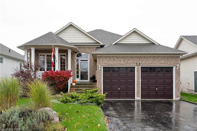 5 Wintergreen Way, Wasaga Beach, ON L9Z 3A9 (MLS #40036885) :: Forest Hill Real Estate Collingwood