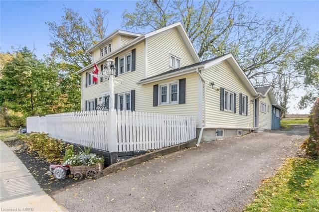 4924 King Street, Beamsville, ON L0R 1B0 (MLS #40036893) :: Sutton Group Envelope Real Estate Brokerage Inc.