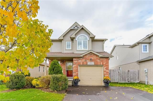 587 Mctavish Street, Fergus, ON N1M 3V5 (MLS #40036894) :: Forest Hill Real Estate Collingwood
