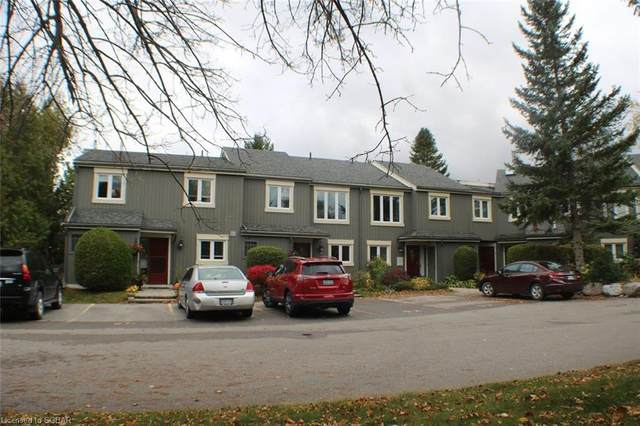 145 Fairway Crescent #51, Collingwood, ON L9Y 5B4 (MLS #40037068) :: Forest Hill Real Estate Collingwood