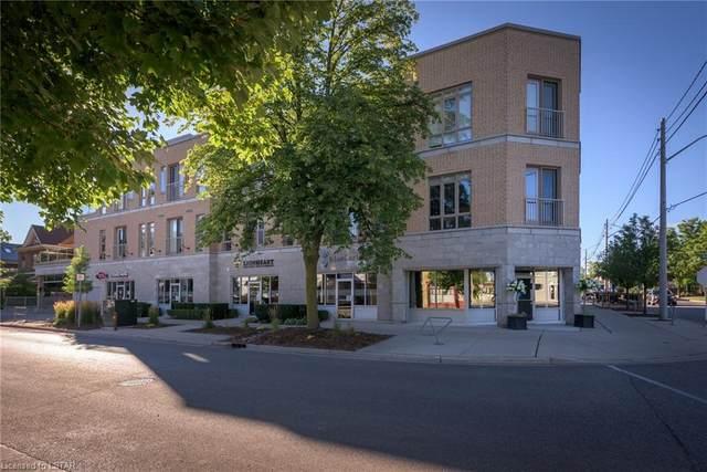 162 Wortley Road #208, London, ON N6C 3P7 (MLS #40037133) :: Sutton Group Envelope Real Estate Brokerage Inc.