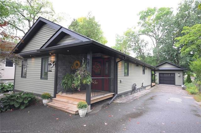 630 Oxbow Park Drive, Wasaga Beach, ON L9Z 2V2 (MLS #40037172) :: Forest Hill Real Estate Collingwood
