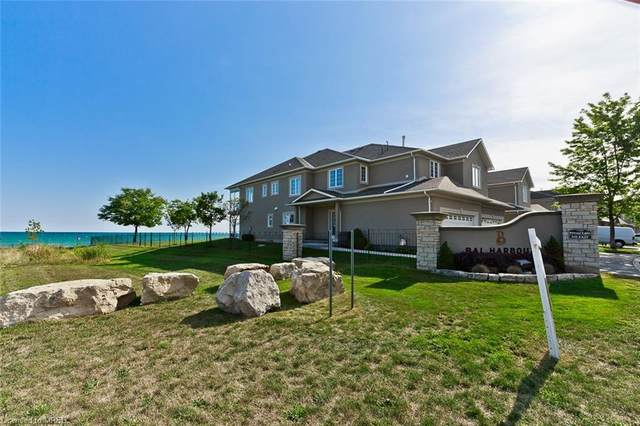 484 Millen Road #2, Stoney Creek, ON L8E 6G4 (MLS #40037183) :: Sutton Group Envelope Real Estate Brokerage Inc.