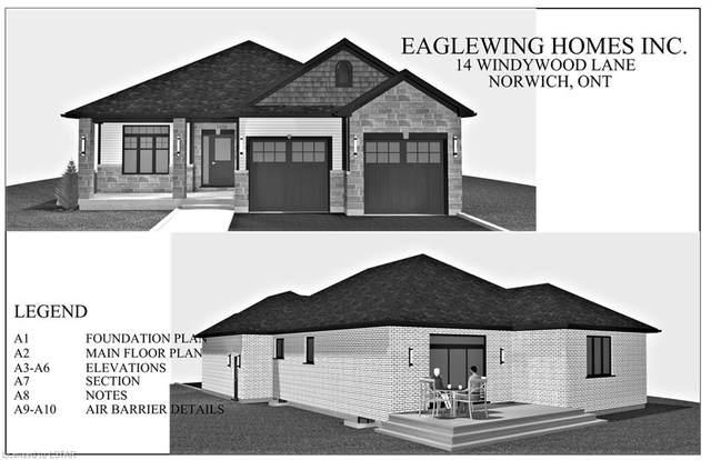 14 Windywood Lane, Norwich, ON N0J 1P0 (MLS #40037206) :: Sutton Group Envelope Real Estate Brokerage Inc.