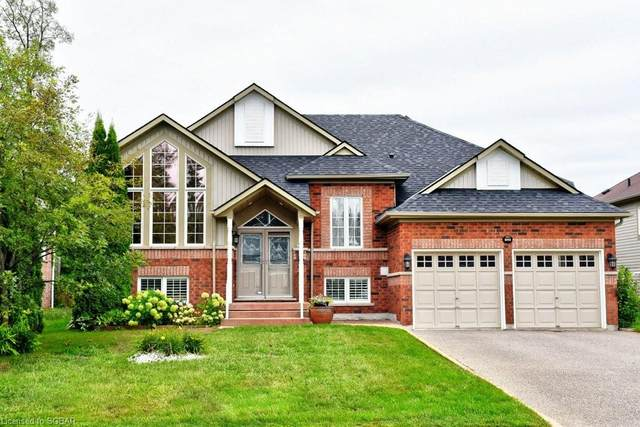 123 Royal Beech Drive, Wasaga Beach, ON L9Z 2N2 (MLS #40037233) :: Forest Hill Real Estate Collingwood