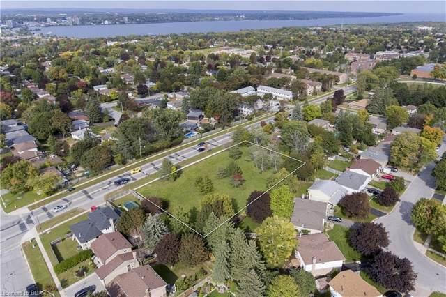 33-47 Little Avenue, Barrie, ON L4N 2Z4 (MLS #40037295) :: Sutton Group Envelope Real Estate Brokerage Inc.