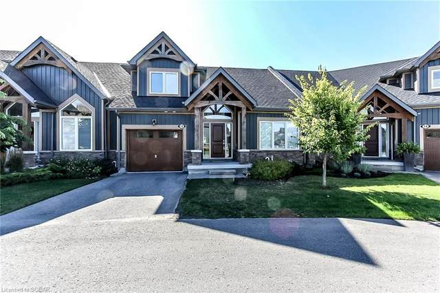 12 Robbie Way, Collingwood, ON L9Y 0X5 (MLS #40037556) :: Forest Hill Real Estate Collingwood