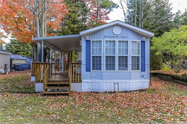 85 Theme Park Drive #240, Wasaga Beach, ON L9Z 1X7 (MLS #40037561) :: Forest Hill Real Estate Collingwood