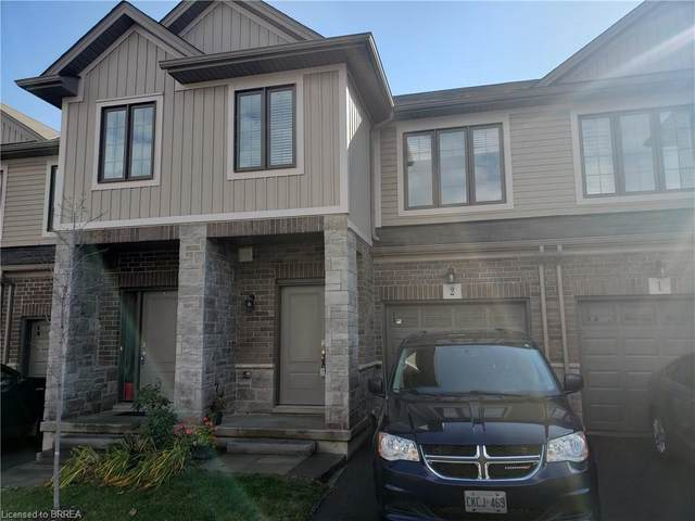 377 Glancaster Road #2, Ancaster, ON L9G 0G4 (MLS #40037592) :: Forest Hill Real Estate Collingwood