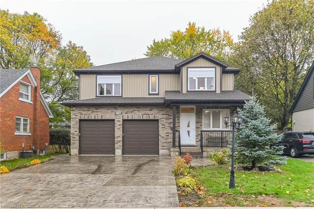 236 Neilson Avenue, Waterloo, ON N2J 2M3 (MLS #40037614) :: Forest Hill Real Estate Collingwood