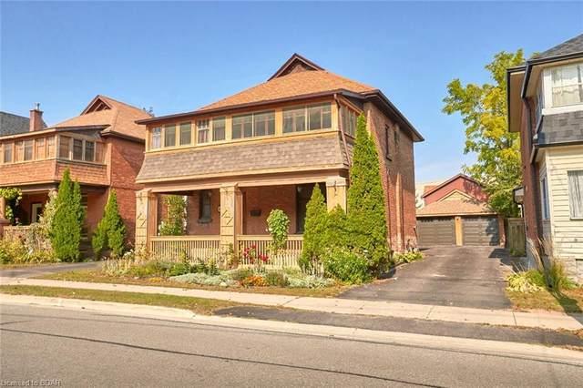 44 Brock Street, Barrie, ON L4N 2L7 (MLS #40037618) :: Sutton Group Envelope Real Estate Brokerage Inc.