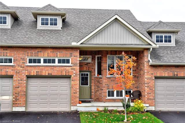 306 Royal Lane, Meaford, ON N4L 0A5 (MLS #40037632) :: Forest Hill Real Estate Collingwood