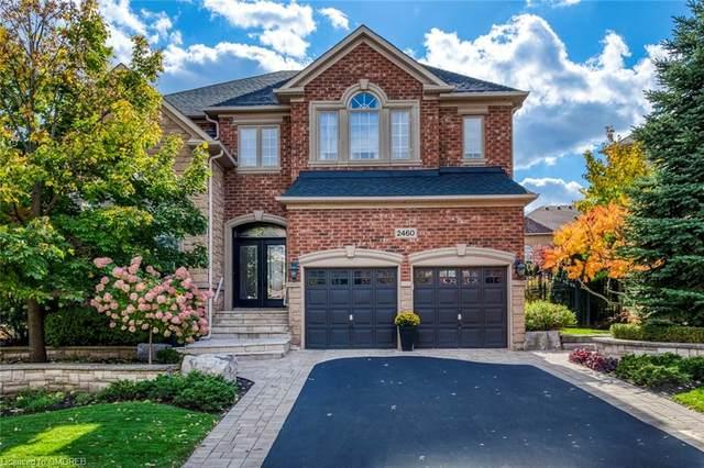 2460 Bon Echo Drive, Oakville, ON L6H 7R1 (MLS #40037659) :: Forest Hill Real Estate Collingwood