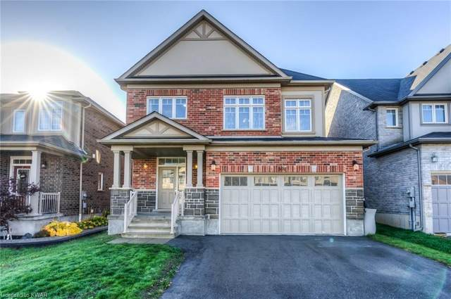 591 Brittania Crescent, Kitchener, ON N2R 0B1 (MLS #40037665) :: Forest Hill Real Estate Collingwood