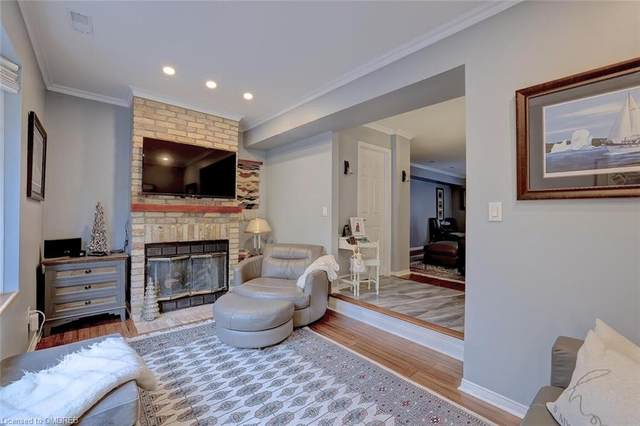 1100 Queen Street W #21, Mississauga, ON L5H 4J4 (MLS #40037697) :: Forest Hill Real Estate Collingwood