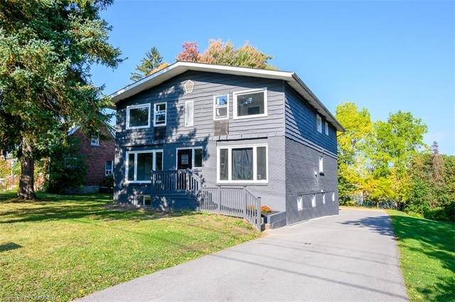 392 Erb Street W, Waterloo, ON N2L 1W6 (MLS #40037700) :: Forest Hill Real Estate Collingwood