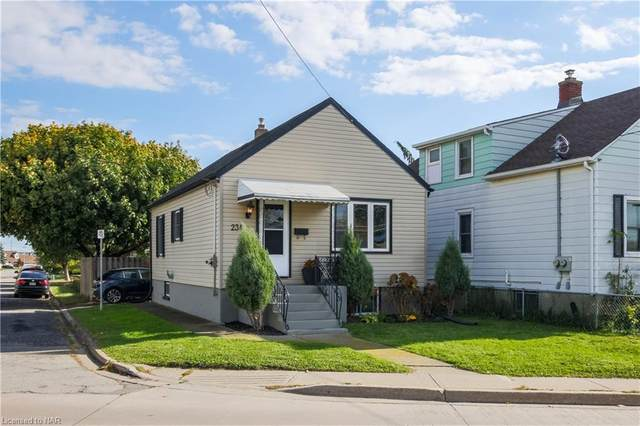 234 Grantham Avenue, St. Catharines, ON L2M 4Y7 (MLS #40037707) :: Forest Hill Real Estate Collingwood