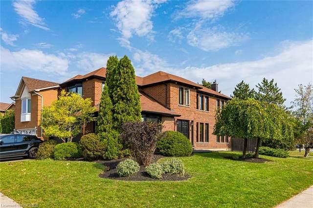 1 Lakeridge Drive, Brampton, ON L6S 5V2 (MLS #40037708) :: Forest Hill Real Estate Collingwood